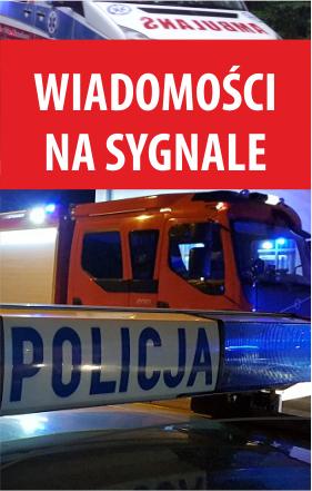 Informacje z pierwszej ręki z policji i straży pożarnej w Jarocinie.
