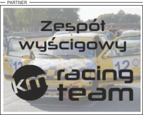 PARTNERZY - Zespół wyścigowy KM RACING TEAM
