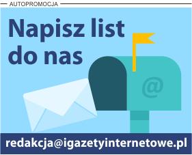 Napisz list do naszej gazety internetowej