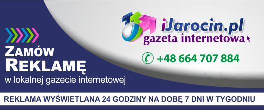 Zamów reklamę na ijarocin.pl - dane kontaktowe